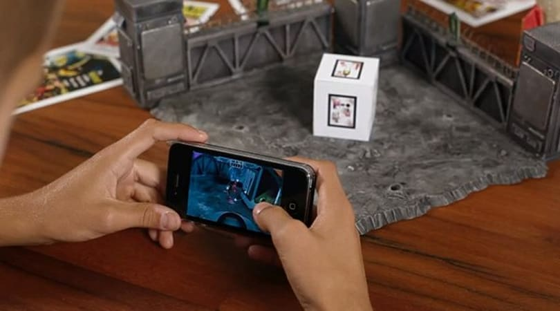 WowWee's AppGear turns toys into smartphone 'appcessories' (video)