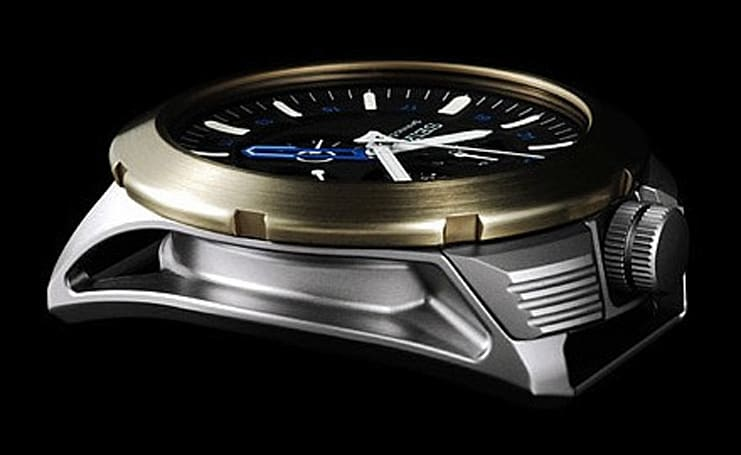 Seiko's Spring Drive Spacewalk watch for earthbound and spacelings alike