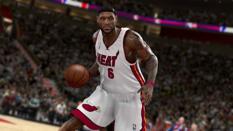 Lebron James' move to the Miami Heat and how it'll affect NBA 2K11