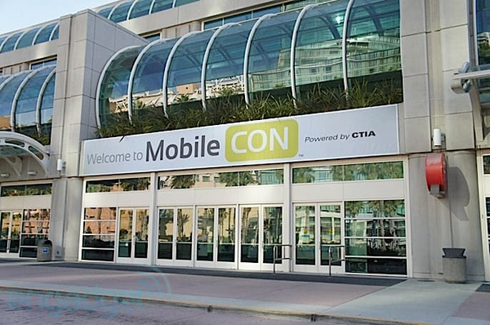 We're live from MobileCon 2012!