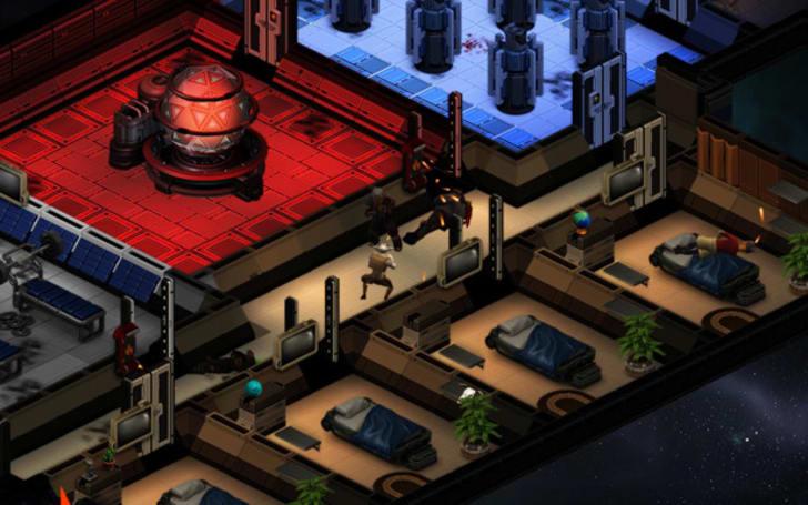 Spacebase DF-9 players get Hack n' Slash free, and vice versa