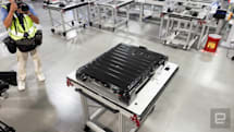 Tesla doubles the energy density of its commercial batteries