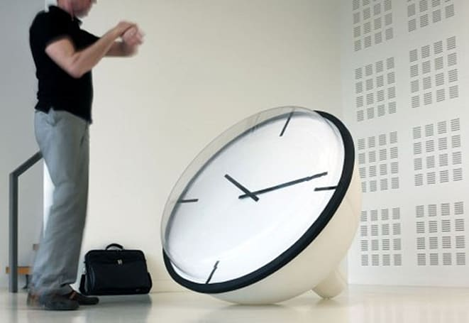 Oclock designer refuses to take responsibility for his creation