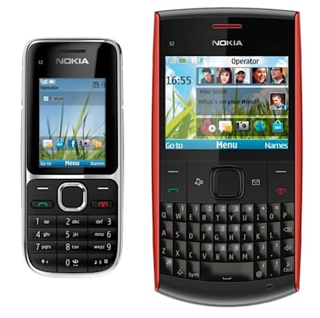 Nokia C2-01 and X2-01 break cover: cheap to the max, launching soon