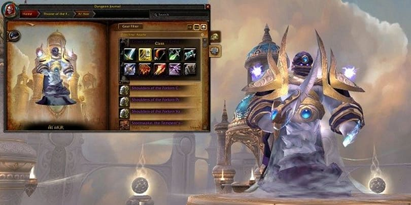 Blizzard unveils patch 4.2 Dungeon Journal Preview
