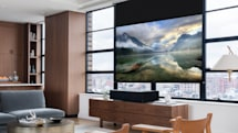 Sony's $25K projector fulfills the dream of putting a screen anywhere