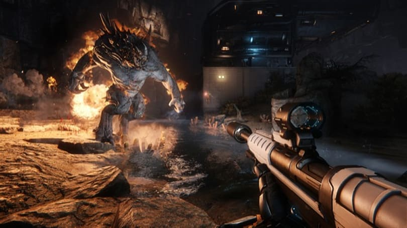 Check your mail, Evolve alpha invites are out in the wild