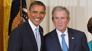 Bush's Inauguration Day Letter to Obama
