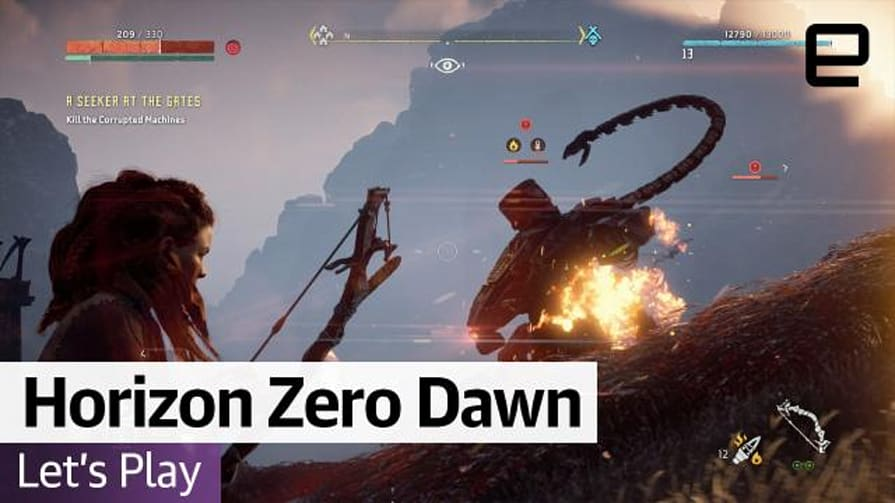 Horizon Zero Dawn: Let's Play