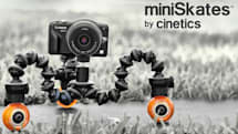 CineSkates go mini, still harnessing the power of smooth