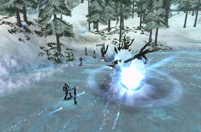 Captain's Log: Star Trek Online's wacky Winter Event