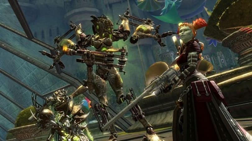 Flameseeker Chronicles: Who watches Guild Wars 2's watchknights?