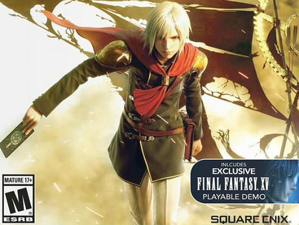 Joystiq Discussions: Final Fantasy Type-0 HD and the deliceous typo