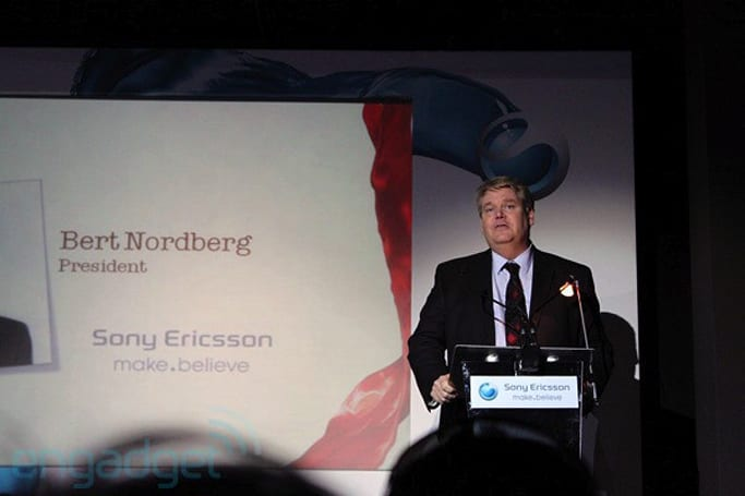 Sony Ericsson CEO: Google asked us to build the Nexus One, we refused