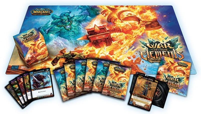 Win a WoW TCG War of the Elements Epic Collection from WoW Insider