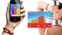 Jawbone's Up wristband warms up at AT&T store, wants you faster, stronger