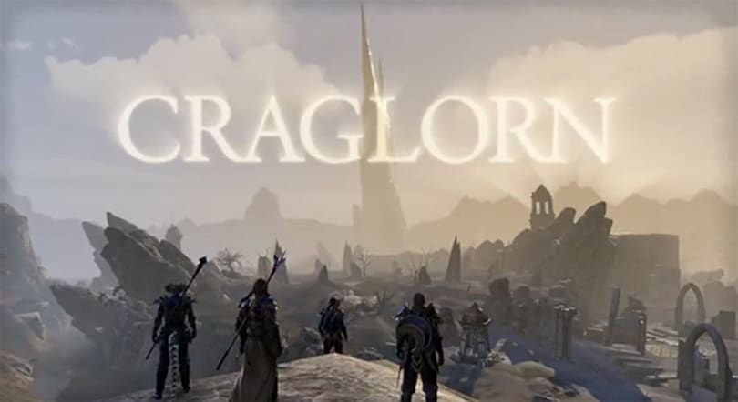 Here's a look at ESO's first major content update