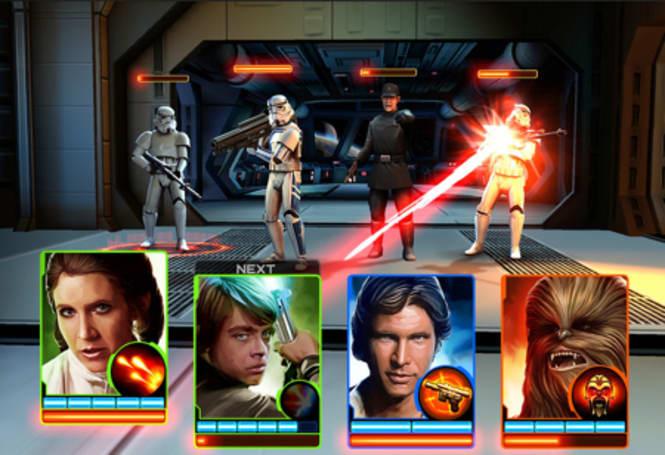 Star Wars: Assault Team puts Star Wars: Force Collection to shame