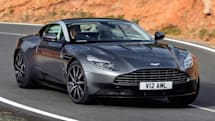 Aston Martin DB11 arrives with 600 horsepower, stunning design