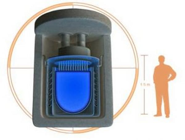 Mini nuclear plant is safe, affordable and purifies water (but doesn't turn lead into gold)