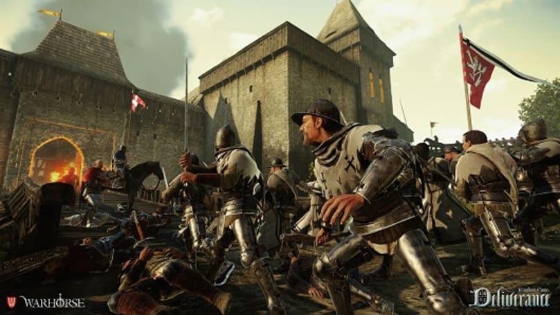 Mafia designer announces Kingdom Come: Deliverance RPG for PC and next-gen