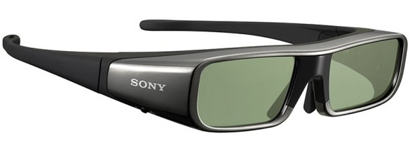 Sony's active shutter glasses now on sale, $150 buys your eyes a third dimension