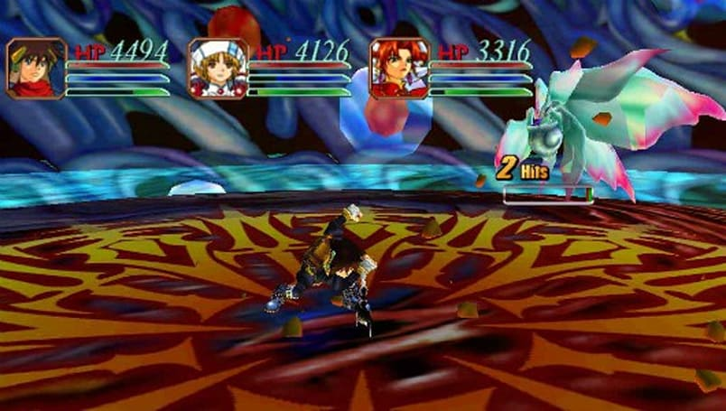 My year long quest to defeat Grandia 2's (almost) final boss