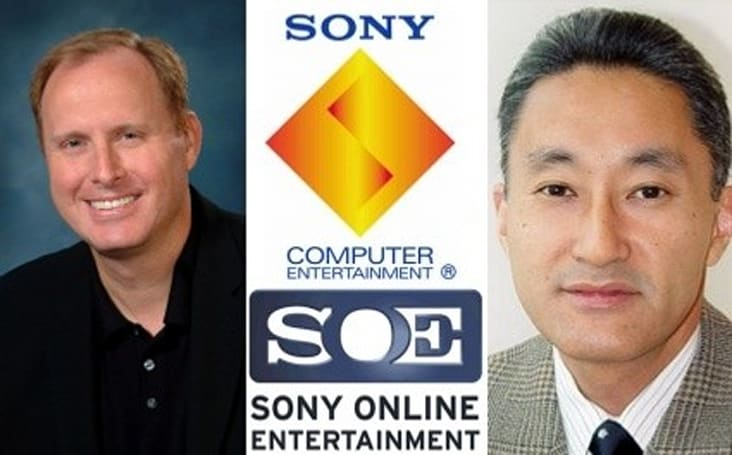 SOE moved under SCEI to strengthen PlayStation 3