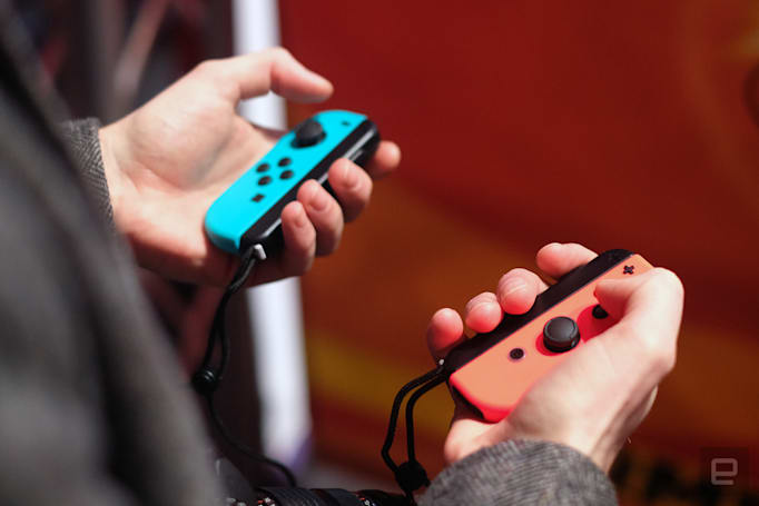 Nintendo's HD Rumble will be the best unused Switch feature of 2017