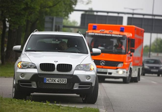 BMW's Emergency Stop Assistant halts your vehicle if you can't