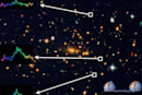 Faintest known galaxy could shed light on the early universe