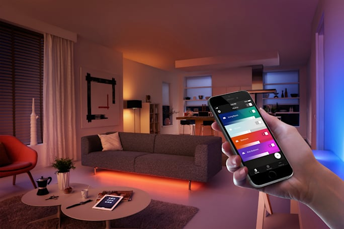 Philips' Hue 2.0 app adds a host of new 'smart' features