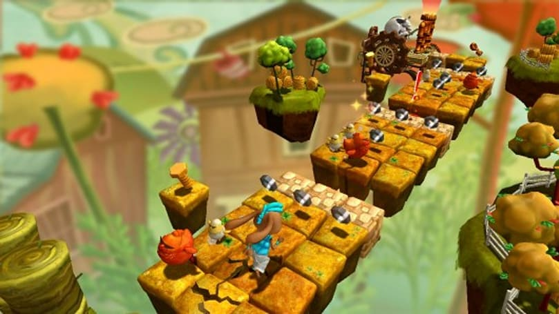 Do Not Fall finds secure footing on PS3 this week
