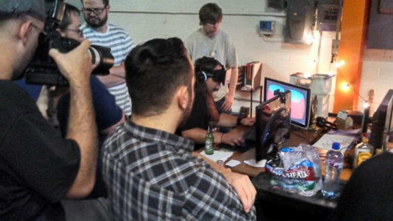 Made in Phoenix indie game night was a cool party in a hot warehouse