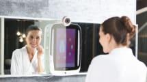 Fies: Smarter Spiegel merkt sich jeden Pickel