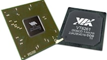VIA's power-sipping VN1000 chipset brings Blu-ray playback, DX 10.1 support to low-end rigs