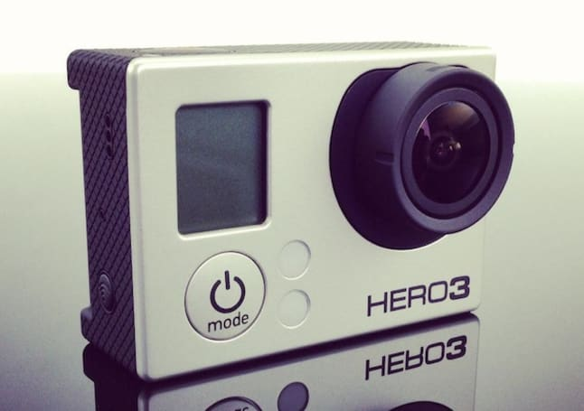 GoPro's new Hero3 is lighter, faster, higher res and has WiFi, comes in three flavors starting at $199