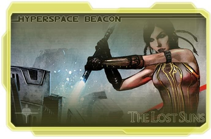 Hyperspace Beacon: The Lost Suns