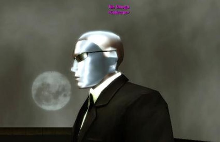 The Matrix Online update 66 brings about The Omega