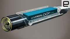 The first working Hyperloop could arrive by the end of 2016
