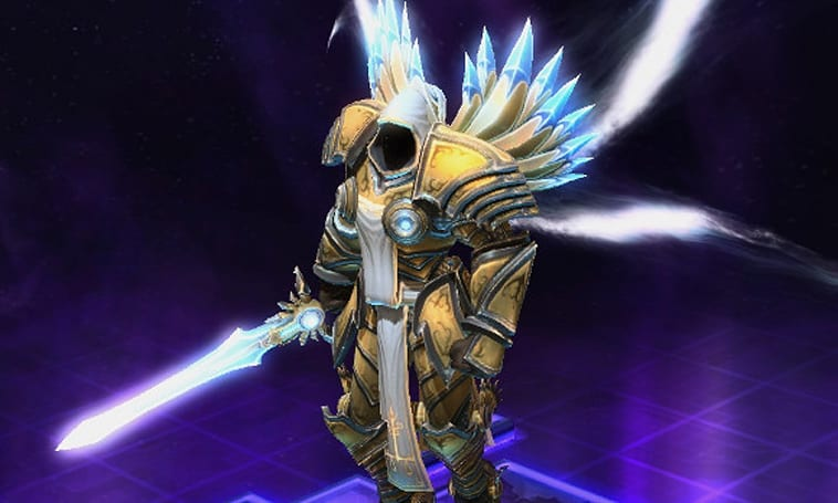 Heroes of the Storm: Senior Designer talks Tyrael