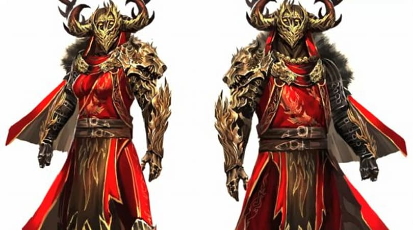 ArenaNet releases new Guild Wars 2 concept art slideshow