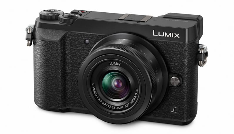 Panasonic's Lumix GX85 is a compact camera that packs a punch