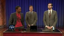 Josh stops by Jimmy Fallon with the Xoom, Pre 3, Veer, and TouchPad (video)