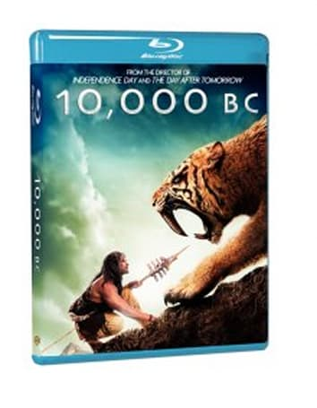Warner includes download-only iTunes Digital Copy with 10,000 B.C. Blu-ray