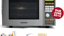 Combi Chef 6 microwave has a USB port, nothing else matters