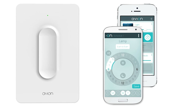 Stick this battery-powered Bluetooth light switch anywhere you want