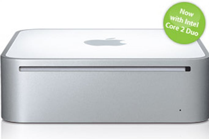 Apple refreshes Mac mini, now with Core 2 Duo