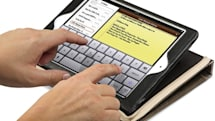 BookBook arrives for iPad mini, delivers a novella-sized tablet disguise