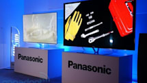 Eyes-on with Panasonic's new HDTV lineup ahead of CES press conference